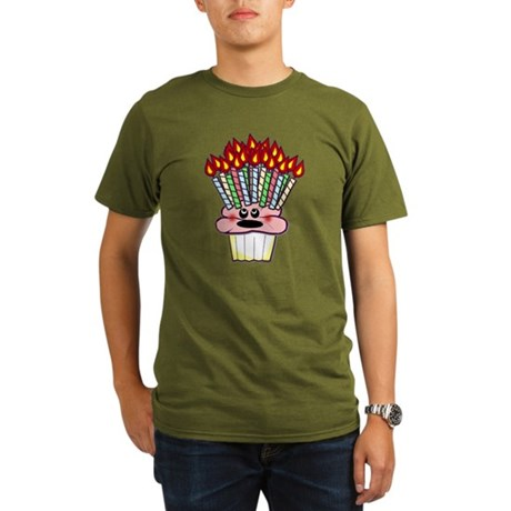30th, 40th, 50th Birthday Organic Men's T-Shirt (d