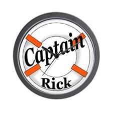 Captain Rick's Wall Clock