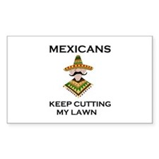 MEXICAN WORKERS Decal