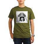 American Indian Organic Men's T-Shirt (dark)