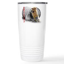 yellowlab agility Ceramic Travel Mug