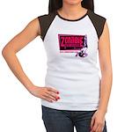 ZPU Women's Cap Sleeve T-Shirt