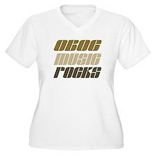 Oboe Music Rocks T-Shirt