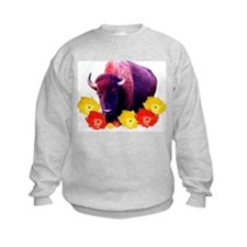 Buffalo Blooms Sweatshirt
