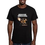 I Hear Ya Men's Fitted T-Shirt (dark)
