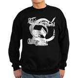 Pedal to the Metal - White Jumper Sweater