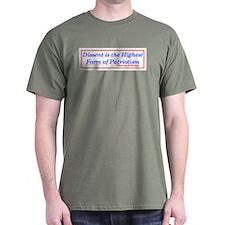 Dissent is Patriotic - T-Shirt