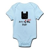 Unique Baby punk Infant Bodysuit