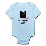 Cute Rocknroll Infant Bodysuit