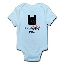 Cool Baby punk Infant Bodysuit