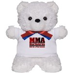 MMA - Ask for a Free Lesson Teddy Bear