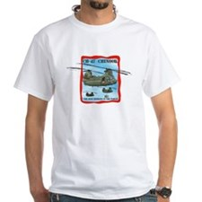 Military Helicopter Shirt