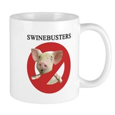 Swine flu pandemic Mug
