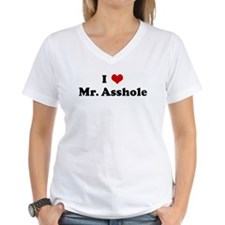 I Love Mr. Asshole Shirt