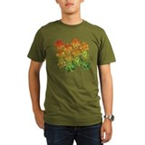 Celtic Leaf Tesselation T-Shirt