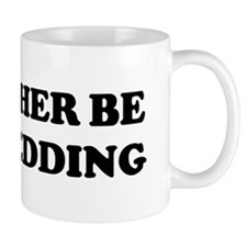 Rather be Bobsledding Mug