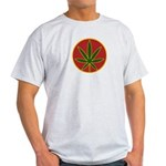 Rasta Leaf Light T-Shirt
