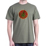 Rasta Leaf Dark T-Shirt