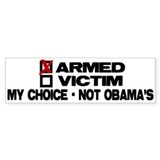 My Choice Bumper Sticker (10 pk)