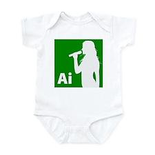 American Idol Girl Infant Bodysuit
