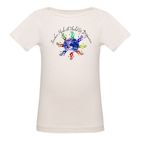 World of Difference Organic Baby T-Shirt