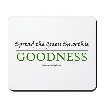 Smoothie Lover's Mousepad