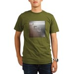 Iron (Fe) Organic Men's T-Shirt (dark)