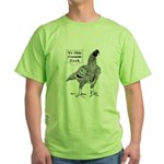 Ye Olde Cornish Cock Green T-Shirt