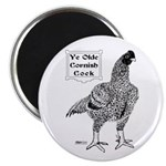 "Ye Olde Cornish Cock 2.25"" Magnet (100 pack)"