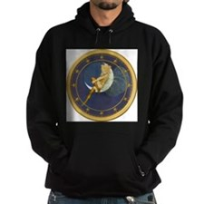 THE LADY IN THE MOON Hoodie