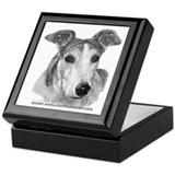 Zoie, Greyhound Keepsake Box