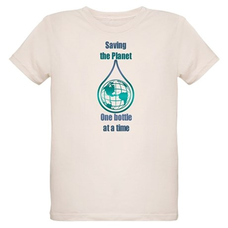 Save the Planet Organic Kids T-Shirt