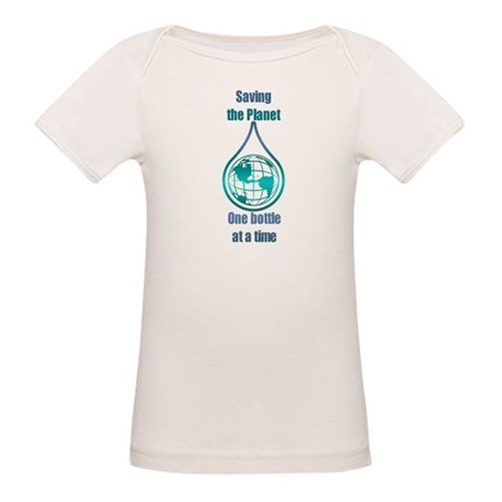 Save the Planet Organic Baby T-Shirt