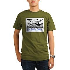 HEY DIDDLE, DIDDLE Organic Men's T-Shirt (dark)