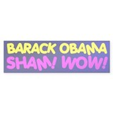 Barack Obama Bumper Sticker (50 pk)
