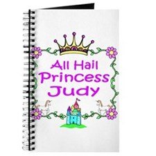 -All Hail Princess Judy Journal