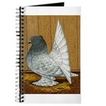 Indian Fantail Pigeon Journal