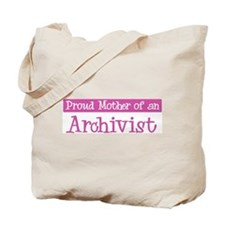Proud Mother of Archivist Tote Bag