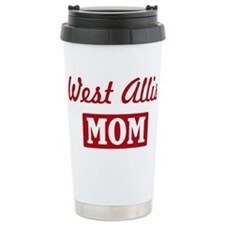 West Allis Mom Ceramic Travel Mug