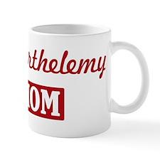 St Barthelemy Mom Mug