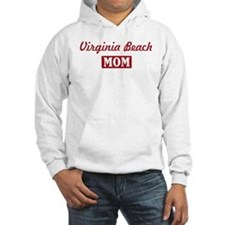 Virginia Beach Mom Hoodie