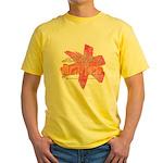 I Love Reusing Organic Toddler T-Shirt (dark)