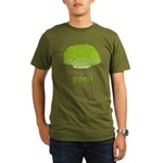 Think Green Organic Men's T-Shirt (dark)
