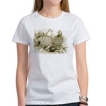 Frillback Pigeons Women's T-Shirt