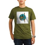 Lemur Organic Men's T-Shirt (dark)