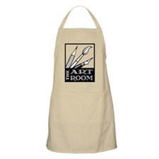 The ART ROOM BBQ Apron