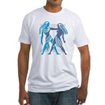 Gemini Fitted T-Shirt