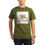 Got Cooties? Organic Men's T-Shirt (dark)