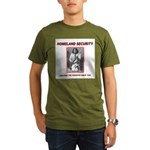 Homeland Security Geronimo Organic Men's T-Shirt (
