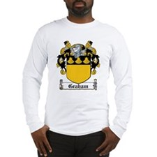 Graham Coat of Arms Long Sleeve T-Shirt